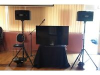 Professional Mobile Video Disco