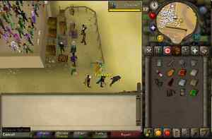 1 Defence Pure - ALL 90+ - Fully Quested - Firecape