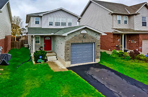 Gorgeous 3 BDRM, in North London Stoney Creek