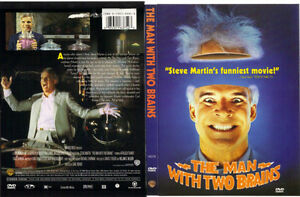 The Man With Two Brains (1983) - Steve Martin, Kathleen Turner