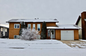 Home with Huge lot FOR SALE, in St. Paul, AB