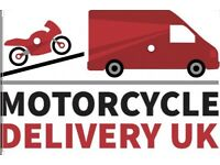 MOTORCYCLE COLLECTION AND DELIVERY