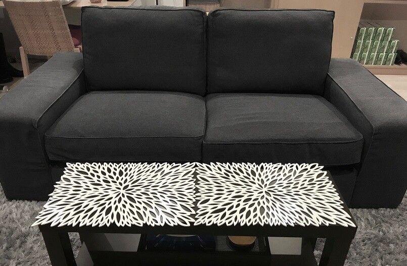 Fabulous New Ikea Kivik Sofa Perfect Condition In Wandsworth London Gumtree Bralicious Painted Fabric Chair Ideas Braliciousco
