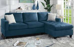 NEW ARRIVAL! FREE METRO DELIVERY! THREE SEAT CHAISE SOFA