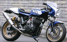 Yamaha SR400 Bike Garage Thruxton Custom Parts - Yamaha SR400R II