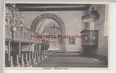 (97144) AK Felsted, Kirkens Indre, 1931