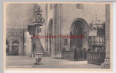 (97183) AK Løgumkloster, Kirken, vor 1945