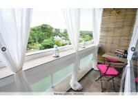 Spacious, modern and bright luxury 1 bed flat in SW15