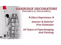 Painter & Decorator Painting & Decorating Belfast / Lisburn , Over 20 Years Experience
