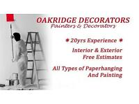 Painter & Decorator Painting & Decorating Belfast / Lisburn , Over 25 Years Experience