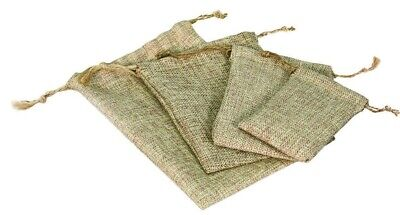 Drawstring Bags For Jewelry Pouch Burlap Gift Bags Burlap Bags Assorted 48 Bag