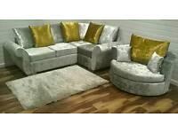 NEW Corner 8ftx6ft Corner & Cuddle ONLY £699