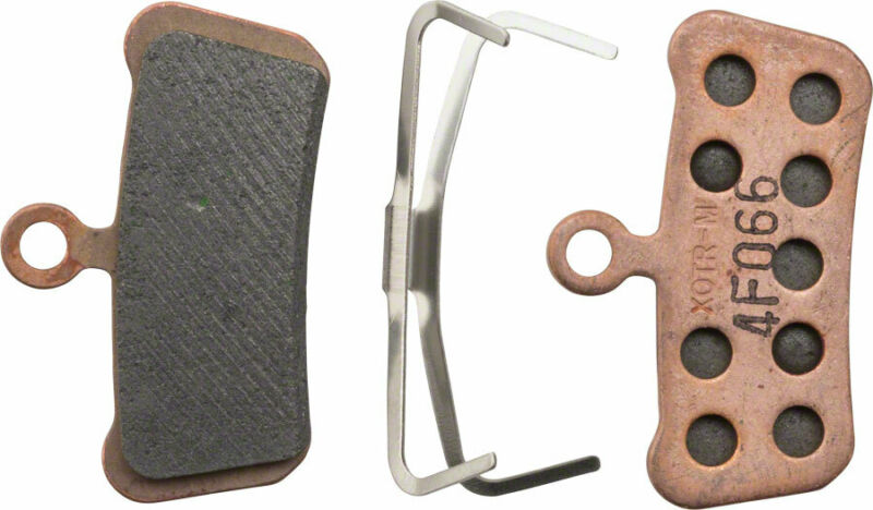 G2, Guide, and Trail Disc Brake Pads - SRAM Disc Brake Pads - Sintered Compound,