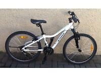 "Bike/Bicycle.GIRLS KONA "" HULA "" LIGHTWEIGHT MOUNTAIN BIKE. SUIT 9-12 YEARS"