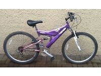 LADIES/TEENAGERS MOUNTAIN BIKE