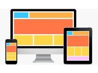 Professional Web Site design for Business £249+vat