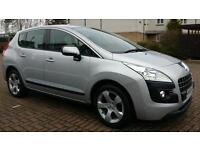 2010 PEUGEOT 3008 'SPORT' 1.6 HDI 110BHP DIESEL ESTATE - LOVELY CAR / JUST SERVICED