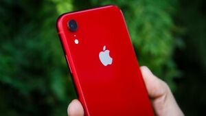 iPhone XR 128G Red