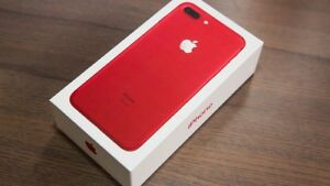 Wanted: Red iPhone 7