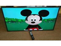 """LG 50"""" Slim TV FULL HD BUILT IN FREEVIEW EXCELLENT CONDITION HDMI FULLY WORKING NO TV STAND"""