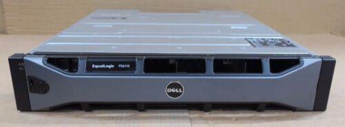Dell EqualLogic PS6110X Virtualized iSCSI SAN Storage Array 5x 73GB SAS 10k HDD