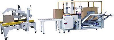 New Entrepack Model Ce864 Case Carton Box Erector System