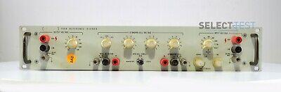Fluke 750a Reference Oscillator Divider