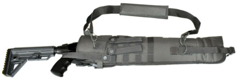 Mossberg 500 Mossberg 590 scabbard gray tactical padded bag hunting gear home de