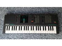 Yamaha Portasound VSS-100 Electronic Keyboard Sampling Synthesizer. Very Rare.