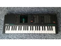 Yamaha Portasound VSS-100 Electronic Keyboard Sampling Synthesizer. Very Rare.