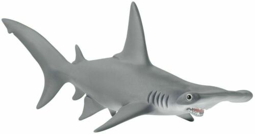 <><  14835 Hammerhead Shark  Sweet strong Schleich Anywheres a Playground