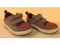 Clarks boys shoes, size 8G