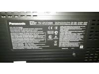47 inch Panasonic flat screen tv