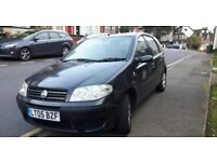 5 door Fiat Punto tidy little car electric windows face off stereo.