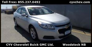 2015 Chevrolet Malibu LT with Touch Screen