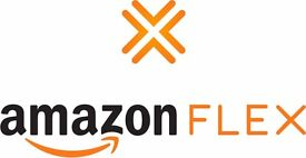 Amazon Flex Delivery Partners – Up-to £15 p/h excluding tips – Stoke
