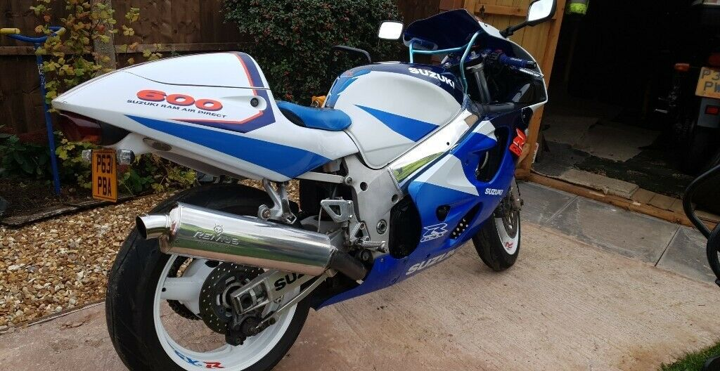 Gsxr 600 srad | in Rugeley, Staffordshire | Gumtree