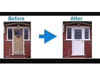 Pvc window/door glass repair (cheapest in westmidlands)