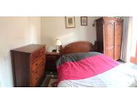 Solid Pine bedroom set.