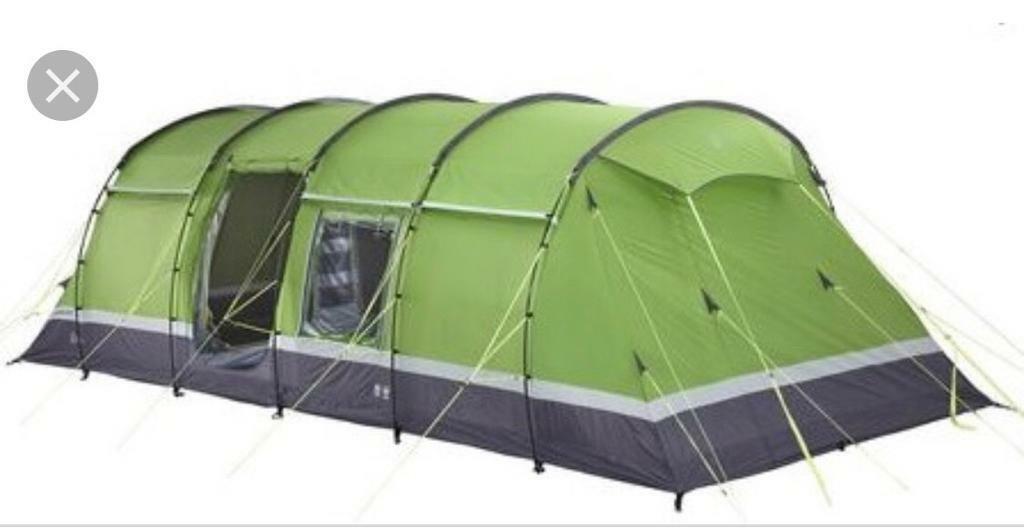eclipse 8 person tent