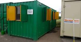 Welfare Container