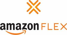 Amazon Flex Delivery Partners – Up-to £15 p/h excluding tips – Weybridge