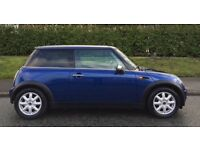 2003 MINI ONE PANORAMIC ELECTRIC SUNROOF LEATHER TRIM SERVICE HISTORY MINI ONE COOPER S