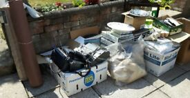 A Large Collection of items suitable for Car Boot