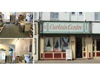 Former Curtain Shop   ACROSS LARGE BOYES STORE   Ideal Hair/Beauty Salon   WEST ROW, STOCKTON   C789