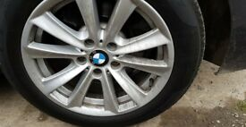 "BMW 5 Series F10 SE 17"" Inch Alloy Wheels With Tyres"