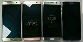 Samsung s7 edge like new unlocked