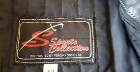 Spada lesther motorbike jacket