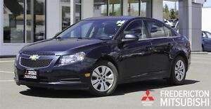 2014 Chevrolet Cruze 1LT! AIR! ONLY $50/WK TAX INC. $0 DOWN!
