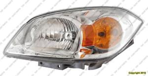Head Light Driver Side ( Without Bracket) High Quality PONTIAC G5 2005-2010